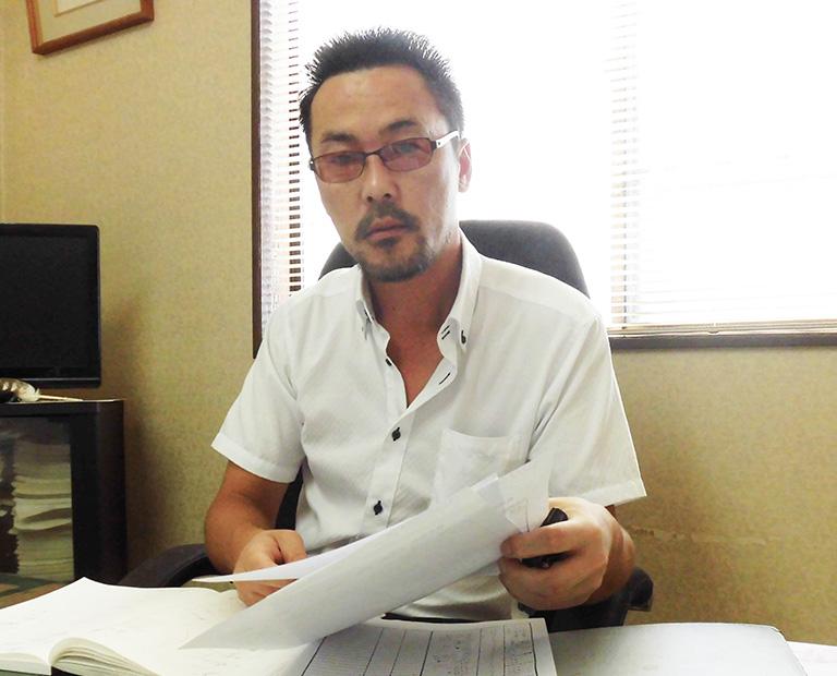 代表取締役社長 進藤 勝